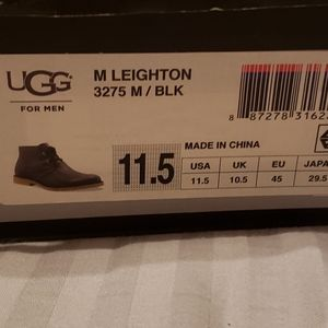 Never worn ugg boots Leighton 11.5